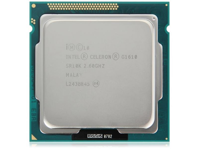 Процессор Intel Dual Core G1610
