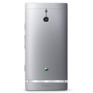 Смартфон Sony Xperia P LT22i Silver