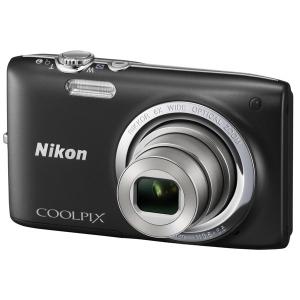 Цифровой фотоаппарат Nikon CoolPix S2700 Black