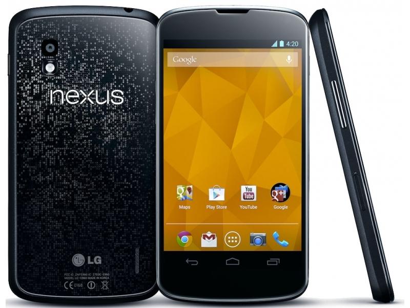 Смартфон LG Nexus 4 E960