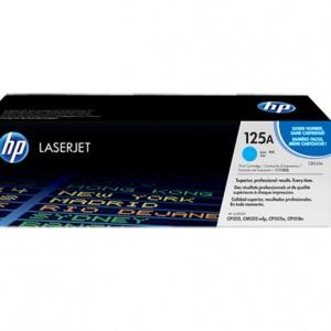 Картридж HP CLJ CB541A Blue (Europrint Premium)