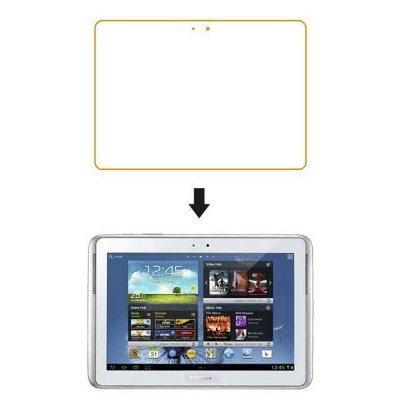 Защитная пленка для планшета Samsung N8000 Матовая