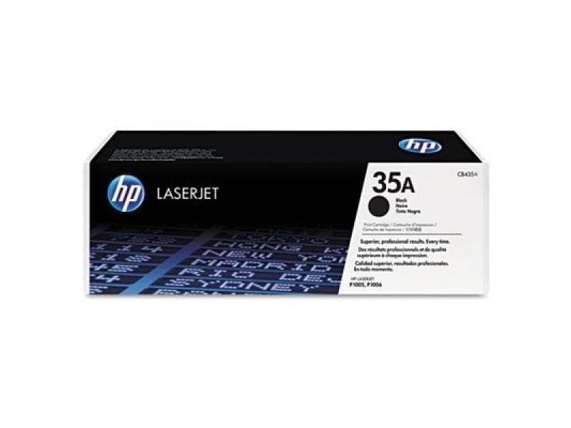 Картридж HP Lj P1005/P1006 CB435A (35A)