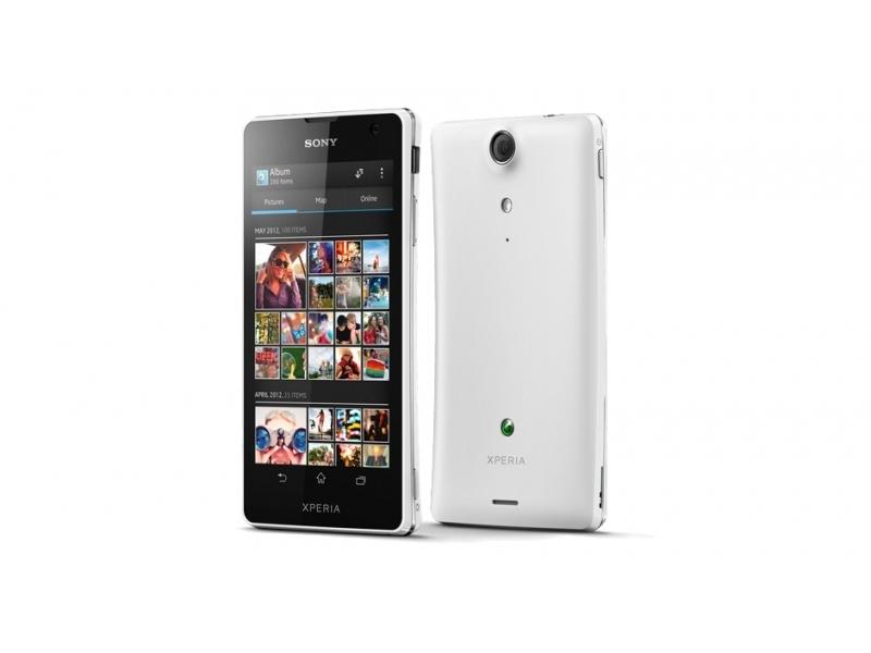 Смартфон Sony Xperia TX LT29i White