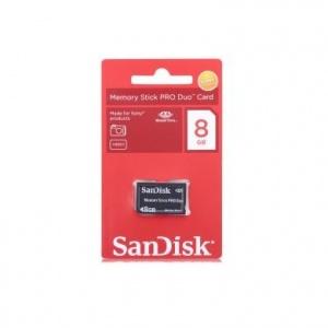 Карта памяти Sandisk SDMSPD-008G-B35