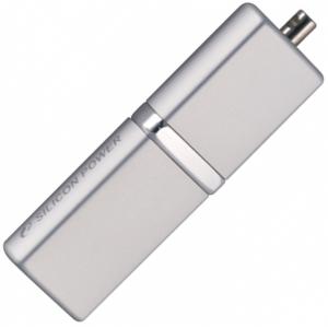 Флэшка Silicon Power Luxmini 710 Silver