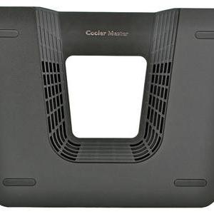Подставка охлаждения для ноутбука Coolermaster EVO 17 Black