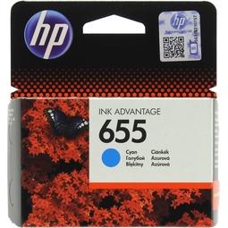 Картридж HP 655 (CZ110AE) Cyan