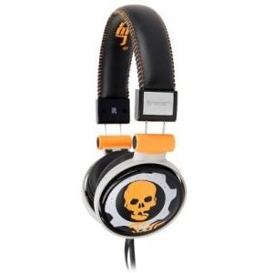 Наушники Tracer TRS-997 Skull Orange (TRASLU42085)