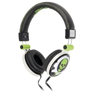 Наушники Tracer TRS-997 Skull Green (TRASLU42083)