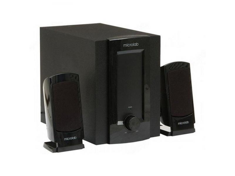 Звуковые колонки Microlab M-310 Black