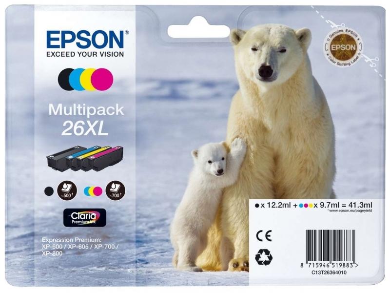 Картридж Epson XP600/605