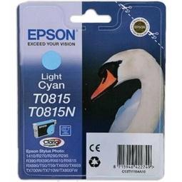 Картридж Epson C13T11154A10 Light Cyan