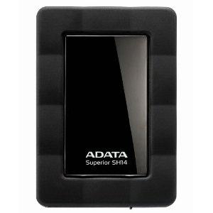 Внешний жесткий диск AData ASH14-1TU3-CBK Black