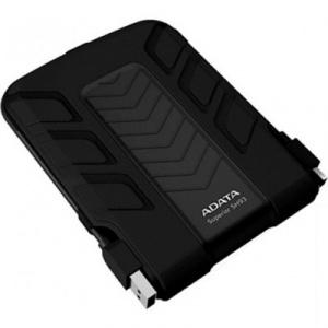 Внешний жесткий диск AData SH93-500GU-CBK Black
