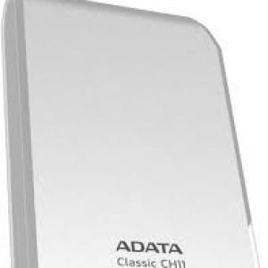Внешний жесткий диск A-Data ACH11-500GU3-CWH White