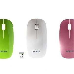 Мышь Delux DLM-112LGC
