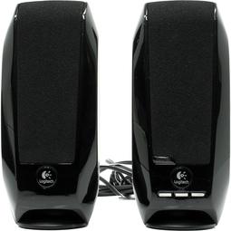 Звуковые колонки Logitech S-150 Black